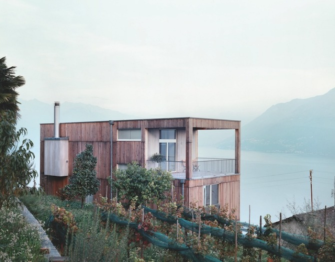 Casa Larga, Daniele Claudio Taddei Architect, thisispaper, magazine, architecture, interior, design, lake