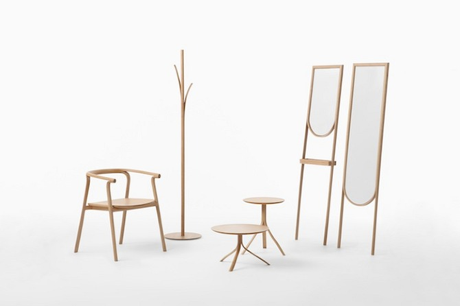 splinter01 Splinter Collection by Nendo in THISISPAPER MAGAZINE