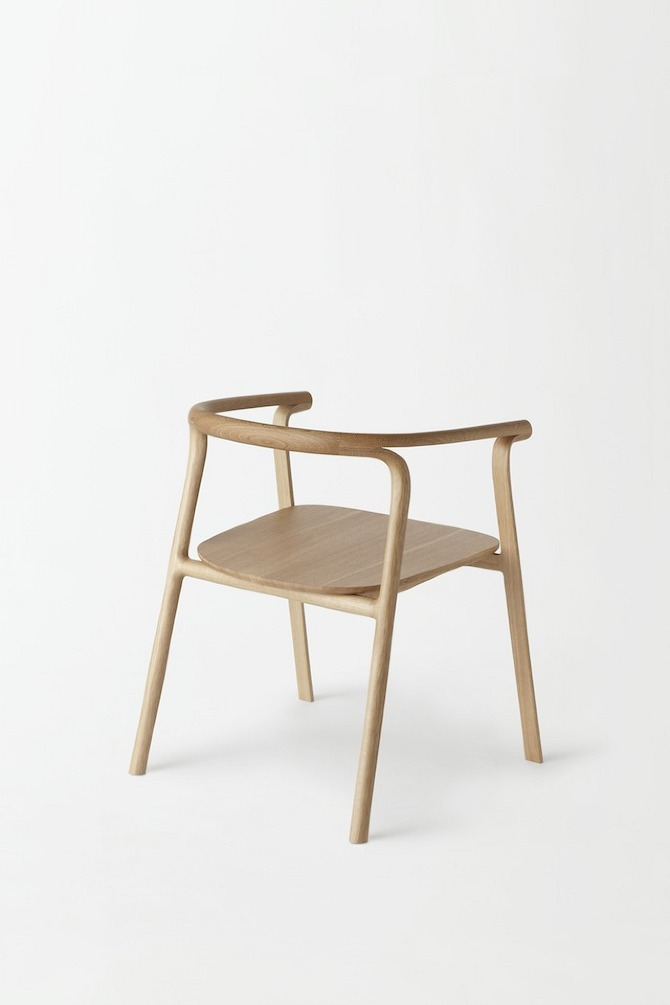 splinter armchair01 Splinter Collection by Nendo in THISISPAPER MAGAZINE