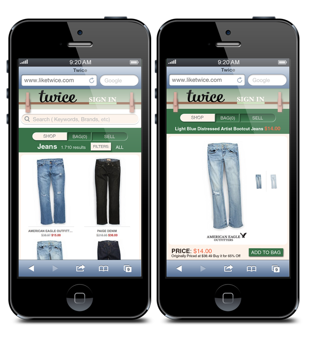 Beautiful Mobile Home Page Design   Home Design