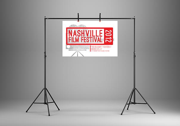Nashville Film Festival Poster